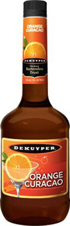 Dekuyper Liqueur Orange Curacao